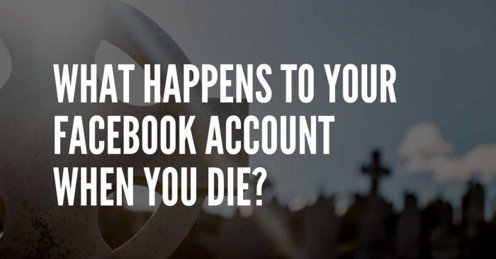 facebook after death