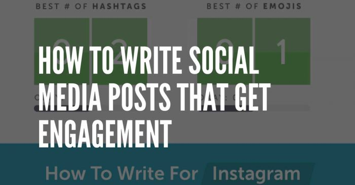 engagement on social media infographic