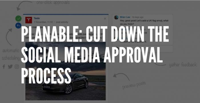 review of planable social media marketing automation tool