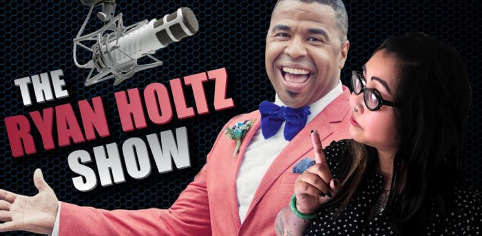 ryan holtz show social media interview