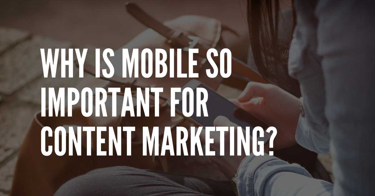 optimizing content for smartphones