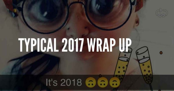 a look back at 2017