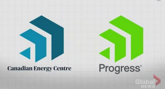 canadian energy center rip off logo