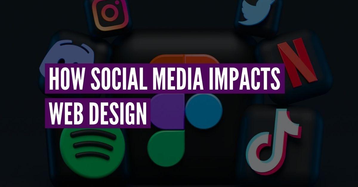 Social media logos in 3D
