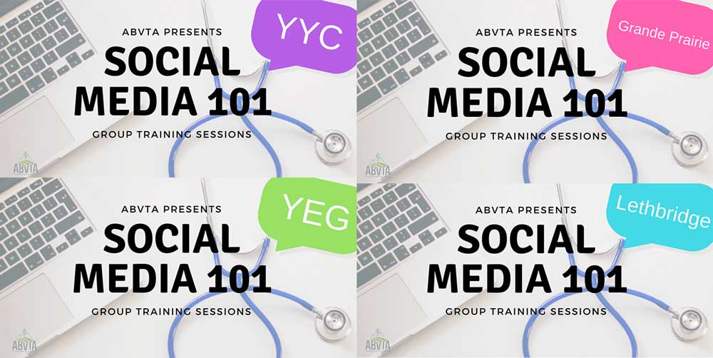 social media training in alberta