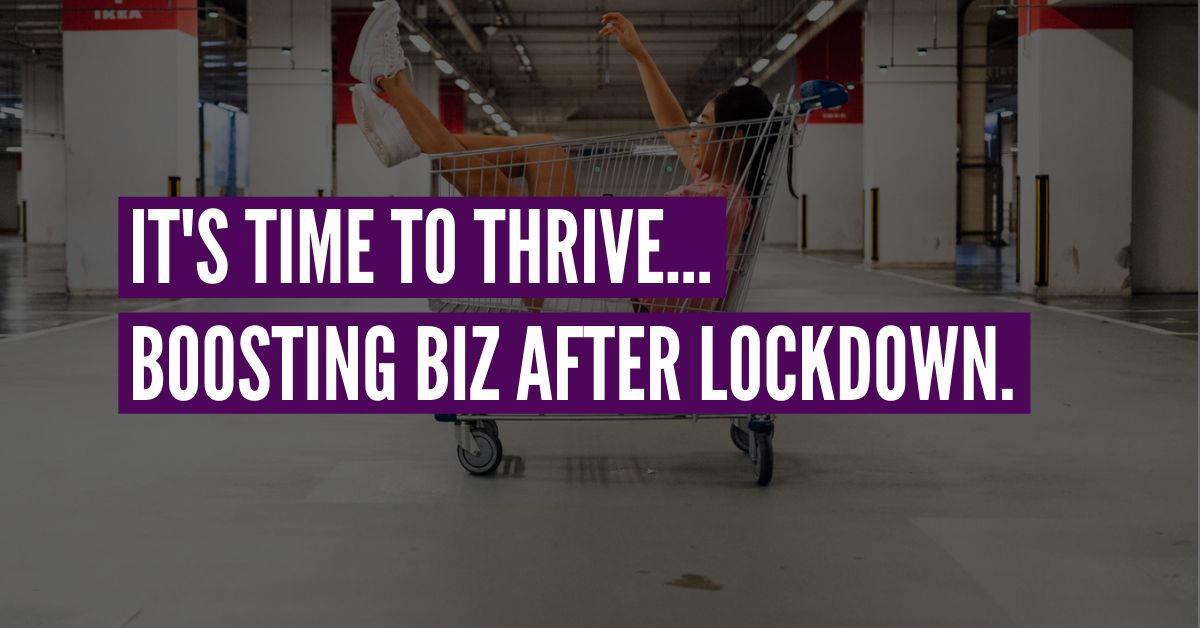 business after quarantine