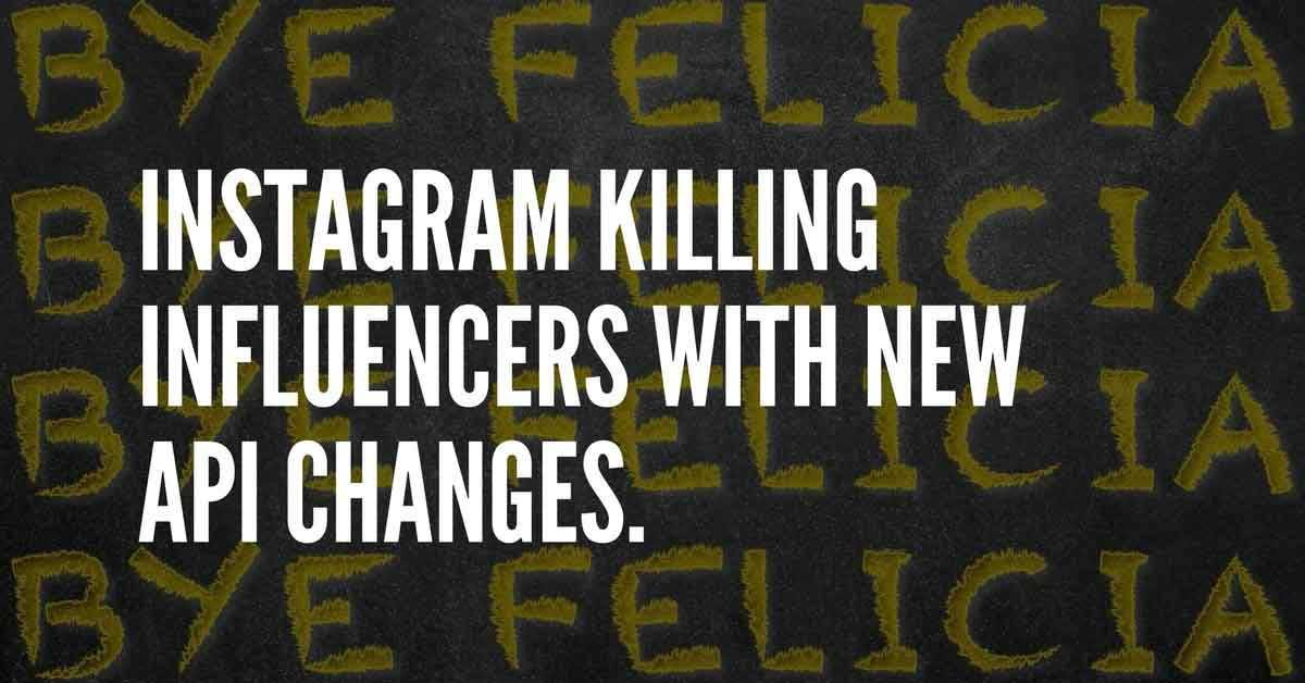 2018 instagram changes to api