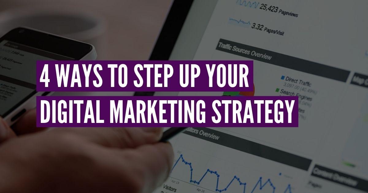 digital marketing strategy improvement