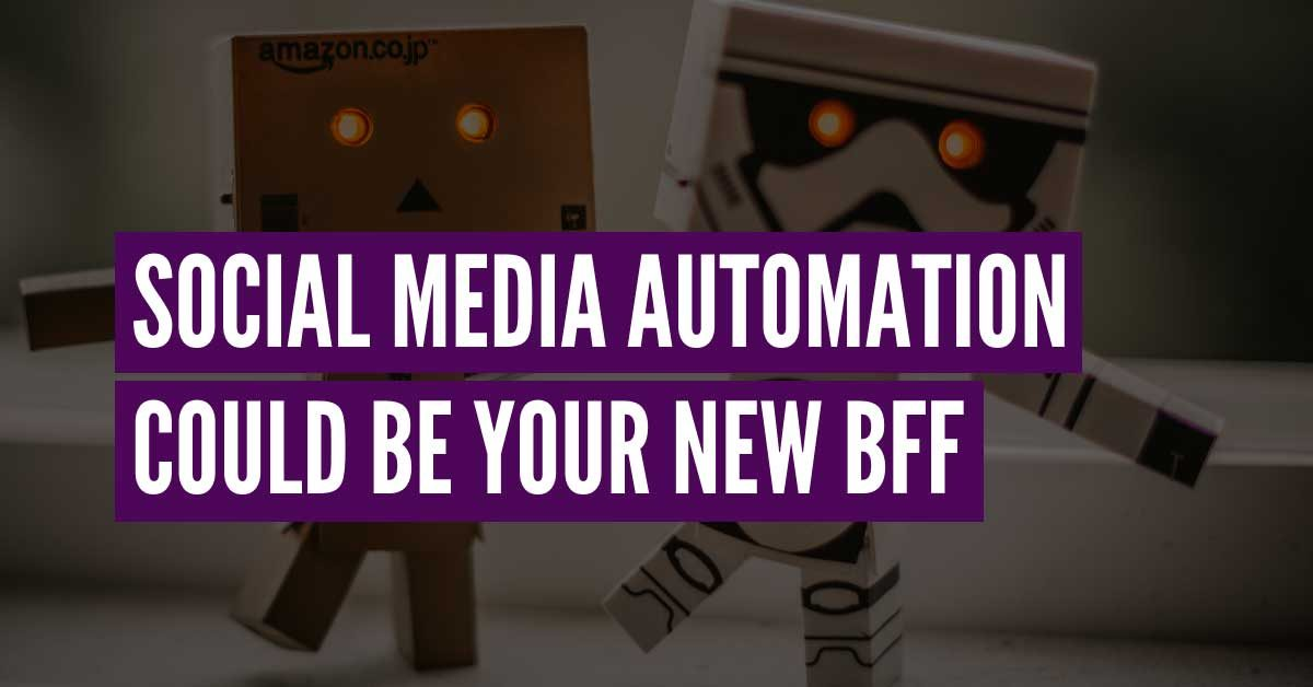 automation for social media marketing