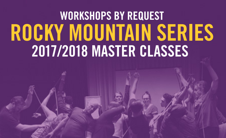 Rocky Mountain Series: Workshops by Request
